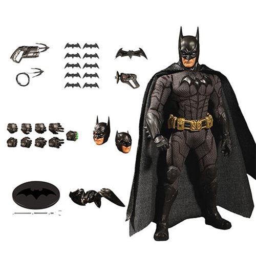 Mezco - One:12 Collective Action Figures - Batman Sovereign Knight