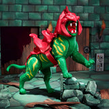 Masters Of The Universe - Origins - Battle Cat Fighting Tiger