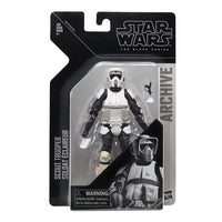 Star Wars - Black Series Archive - Biker Scout