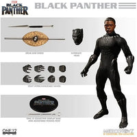 PREORDER - Mezco - One:12 Collective Action Figures - Black Panther