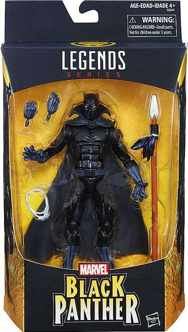 Marvel Legends - Black Panther - Black Panther Figure Walmart Exclusive