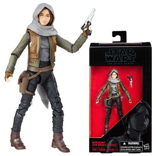 Star Wars - Black Series  - Rogue One Jyn Erso (Jedha) #22