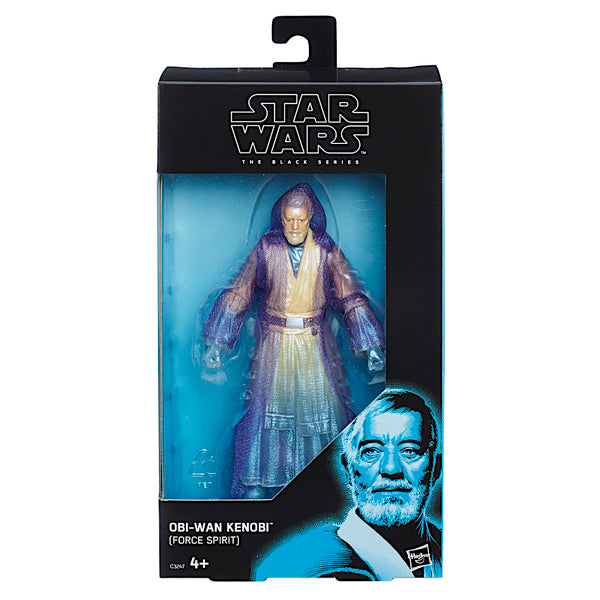Star Wars - Black Series - Obi Wan Kenobi (Force Spirit) Walgreen's Exclusive