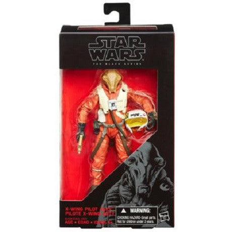 Star Wars - Black Series - X-Wing Pilot Asty #14 (Gun Out of Hand)
