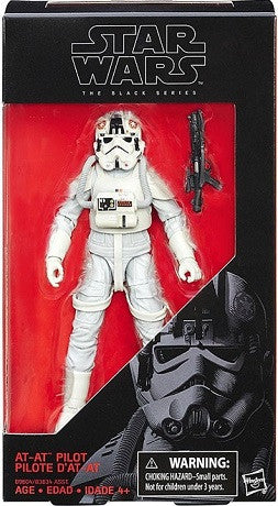 Star Wars - Black Series - AT-AT Driver #31