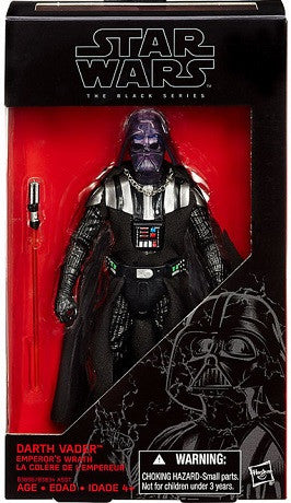 Star Wars - Black Series - Darth Vader (Emperor's Wrath) - Walgreen's Exclusive