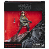 Star Wars - Black Series - Sergeant Jyn Erso (Eadu) - Kmart Exclusive