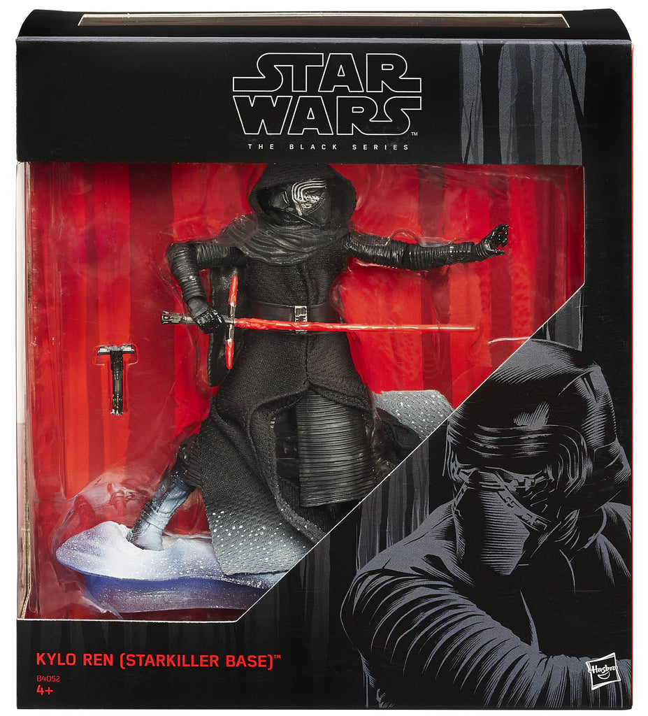 Star Wars - Black Series - Kylo Ren (Starkiller Base) - Kmart Exclusive