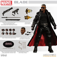 PREORDER - Mezco - One:12 Collective Action Figures - Blade