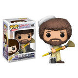 Funko Pop! - Television Series - Bob Ross #559