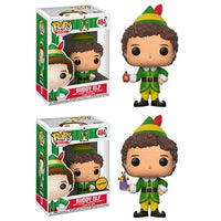 Funko Pop! - Movies- Buddy Elf #484 - CHASE COMBO!