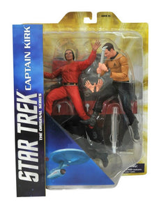 Star Trek - Diamond Select - Captain Kirk & Khan Battle
