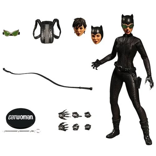 Mezco - One:12 Collective Action Figures - Catwoman