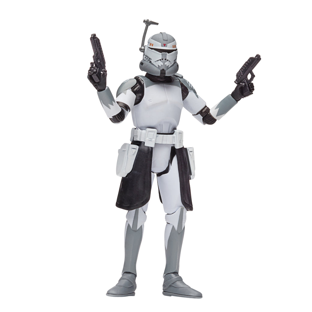 PREORDER - Star Wars - The Vintage Collection - Clone Commander Wolffe 3 3/4-Inch Action Figure