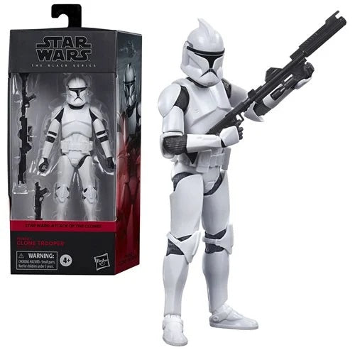 Star Wars - Black Series Galaxy - Clone Trooper (AOTC)