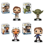 Funko Pop! - Star Wars - The Clone Wars Set (4 Pops!)