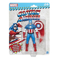 Marvel Legends - Super Hereos Vintage Series - Captain America