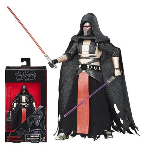 Star Wars - Black Series - Darth Revan #34