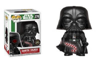 Funko Pop! - Star Wars Holiday Series - Darth Vader CHASE GITD #279