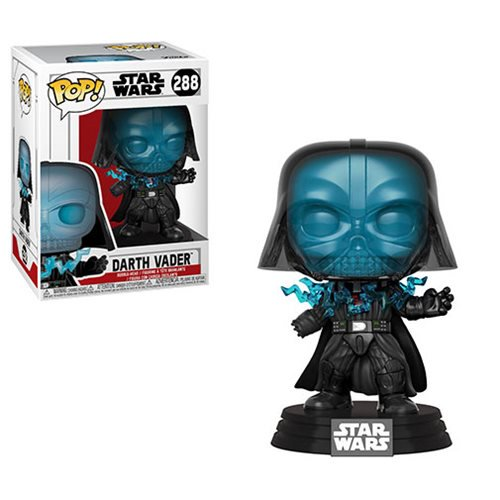 Funko Pop! - Star Wars - Return of the Jedi - Darth Vader (Electrocuted) #288