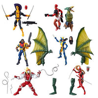 Marvel Legends - Deadpool Series Wave 2 Set (6 Figures)