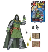 Marvel Legends - Fantastic Four - Doctor Doom 6 Inch Figure - Exclusive
