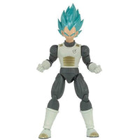 Bandai - Dragon Star Series Action Figure - Dragon Ball Z Super Saiyan Blue Vegeta