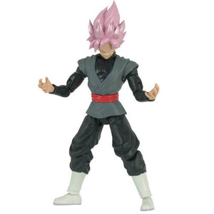 Bandai - Dragon Star Series Action Figure - Dragon Ball Z Goku Black Rose