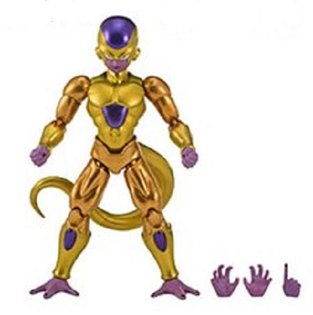 Bandai - Dragon Star Series Action Figure - Dragon Ball Z Golden Frieza