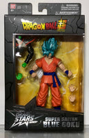 Bandai - Dragon Star Series Action Figure - Dragon Ball Z Super Saiyan Blue Goku