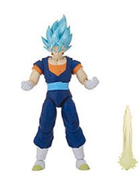 Bandai - Dragon Star Series Action Figure - Dragon Ball Z Super Saiyan Blue Vegito