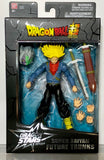 Bandai - Dragon Star Series Action Figure - Dragon Ball Z Super Saiyan Future Trunks