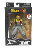 Bandai - Dragon Star Series Action Figure - Dragon Ball Z Super Saiyan Gogeta (Walgreen's Exclusive)