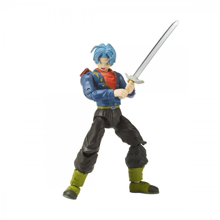 Bandai - Dragon Star Series Action Figure - Dragon Ball Z Future Trunks (Wave 8)