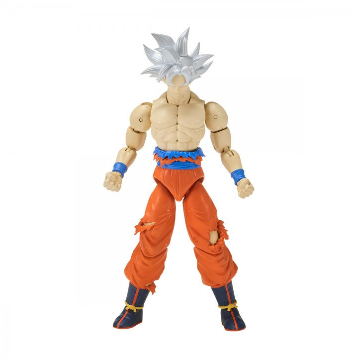 Bandai - Dragon Star Series Action Figure - Dragon Ball Z Ultra Instinct Goku (Wave 7)