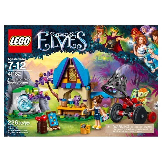 Lego - Elves - 41182 The Capture of Sophie Jones