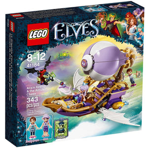 Lego - Elves - 41184 Aira's Airship & The Amulet Chase