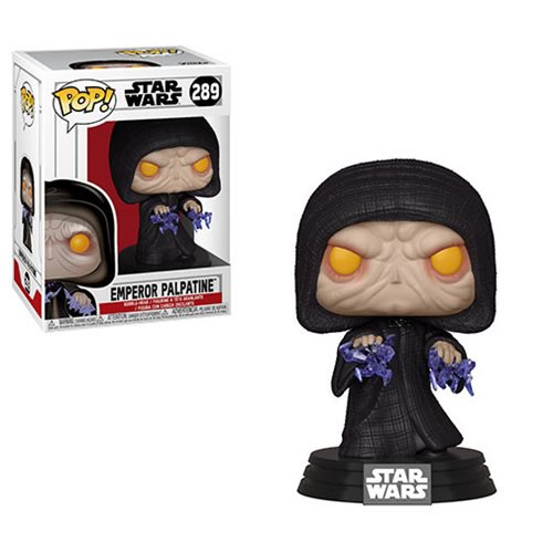 Funko Pop! - Star Wars - Return of the Jedi - Emperor Palpatine #289