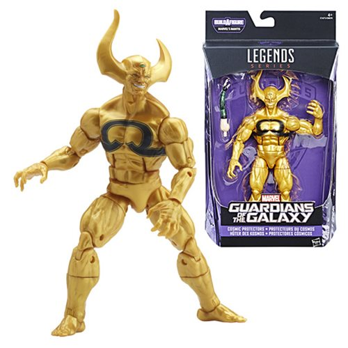 Marvel Legends - Guardians of the Galaxy -  Cosmic Protectors Ex Nihilo BAF Mantis