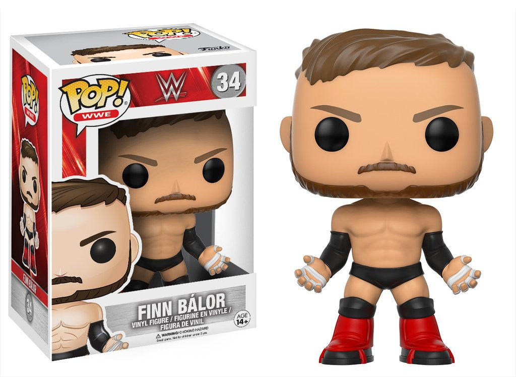 Funko Pop - WWE - Finn Balor #34