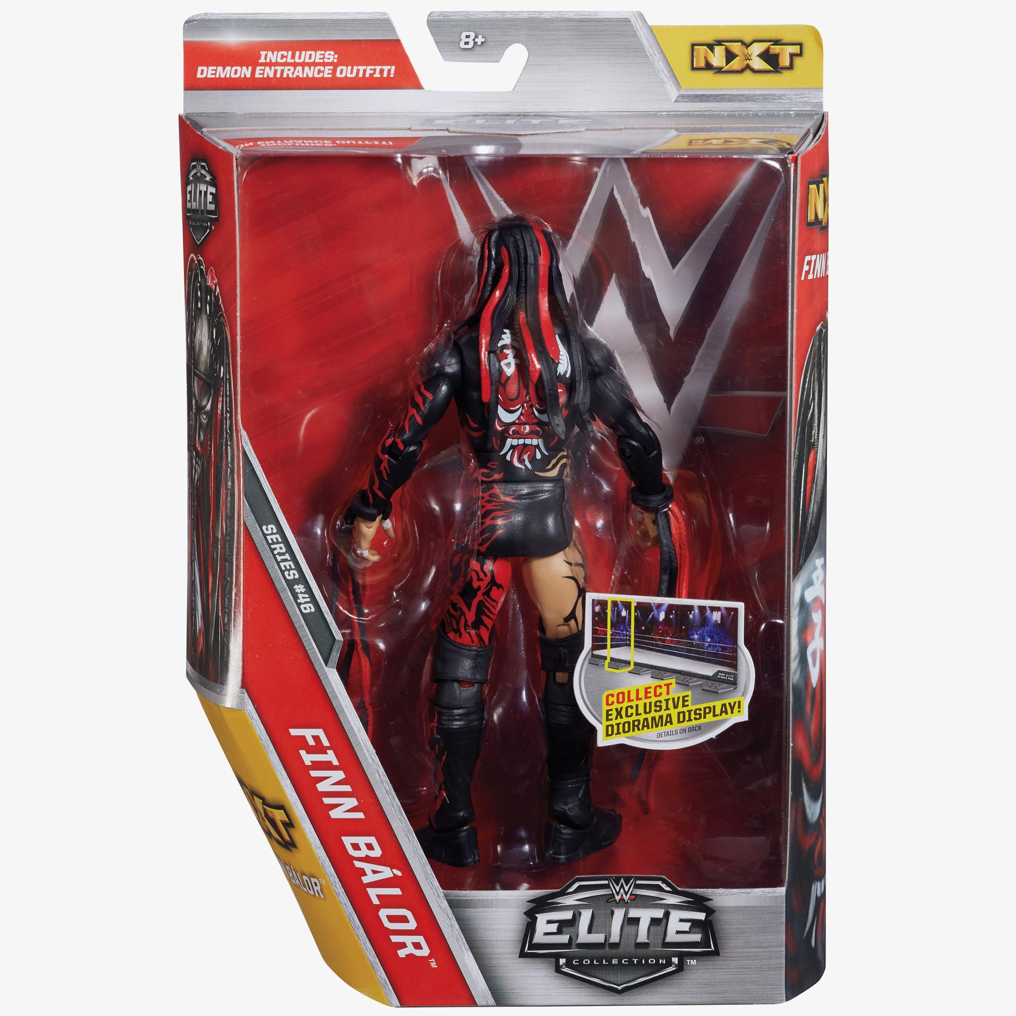 Wwe Elite Collection Series 46 Nxt Finn Balor Trg Toys