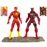 DC - DC Comics Multiverse - Earth-52 Batman vs. Flash Action Figure 2-Pack