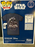 Funko Pop! - Star Wars Empire Strikes Back T-Shirt