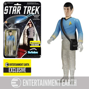 Funko - Star Trek - Beaming Spock ReAction Figure - EE Exclusive (Unpunched)