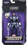 Marvel Legends - Guardians of the Galaxy -  Masters of Mind Darkhawk BAF Titus