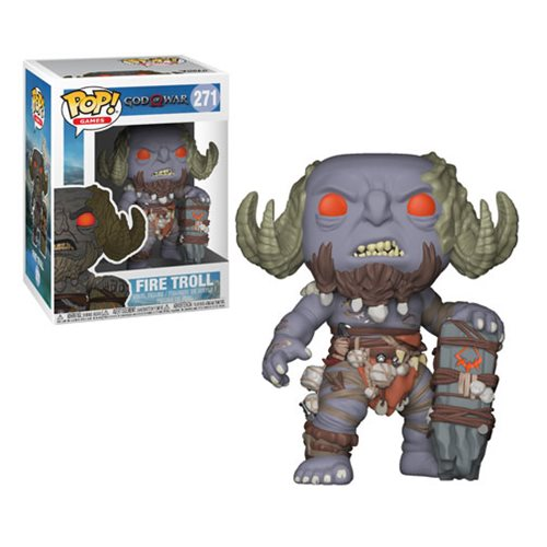 Funko Pop! - God of War Series - Fire Troll #271