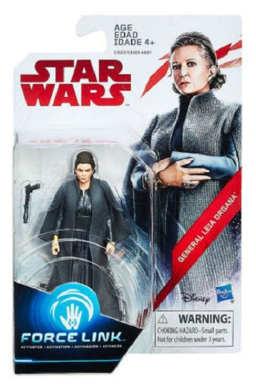 Star Wars - Force Link The Last Jedi - General Leia Organa