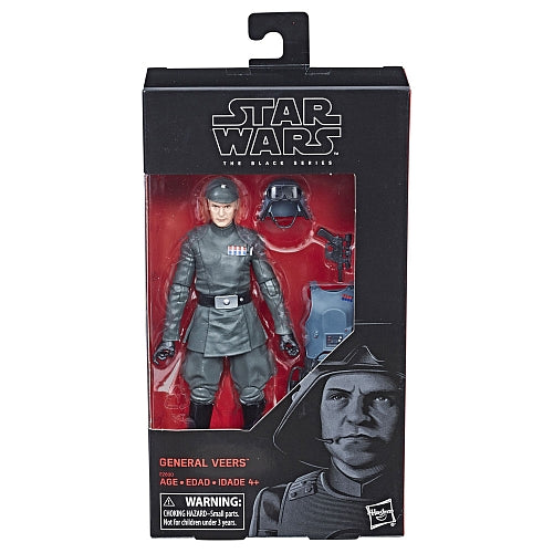 Star Wars - Black Series - General Veers Walgreen's Exclusive