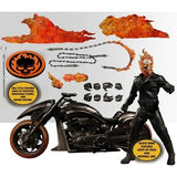 PREORDER - Mezco - One:12 Collective Action Figures - Ghost Rider and Hell Cycle One:12 Collective Action Figure Set