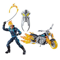 Marvel Legends - Ultimate Pack - Ghost Rider With Flame Cycle